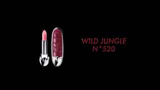 NIB Guerlain Lipstick no.520 + Wild Jungle cap + $20 voucher