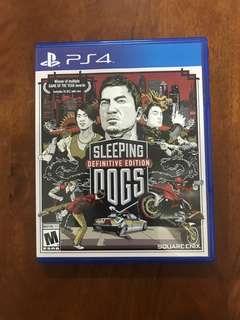 Sleeping Dog: Definitive Edition