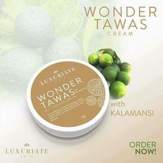 Wonder Tawas with Calamansi