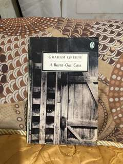 A Burnt-Out Case (Graham Greene)