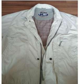 Jaket Micro ukuran XL BIG SIZE