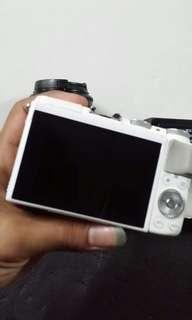 Canon eos M3+ lens 15-45mm