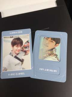 WTT Wanna One Undivided Triple Position