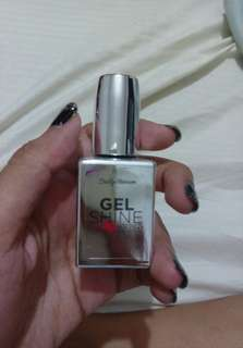 Sally Hansen Gel Shine 3D Top Coat