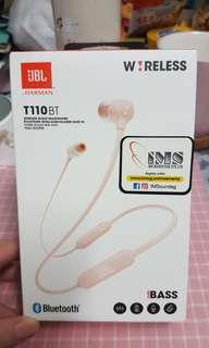 JBL Wireless In-ear Headphones