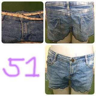 Denim Short 51