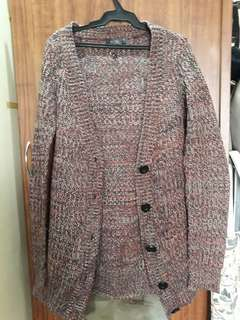 Long Coat/Sweater for Autumn or Sprinh