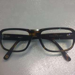Bally unisex turtle shell brown frame