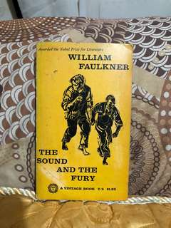 The Sound and the Fury (William Faulkner)