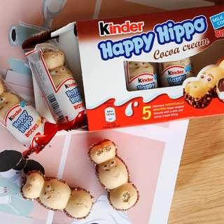 🚚 健達Hippo巧克力🍫
