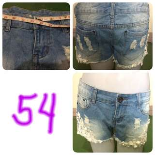 Denim Short 54