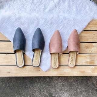 Flats/Mules