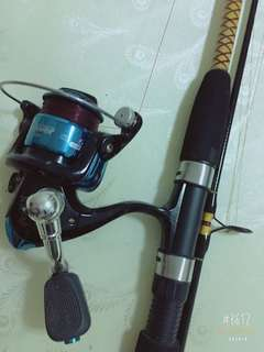 Fishing Reel,rod, string