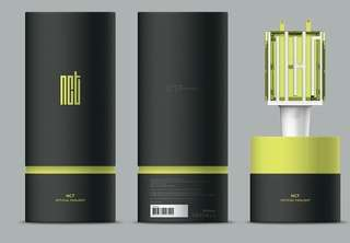 (INSTOCK) NCT OFFICIAL LIGHTSTICK