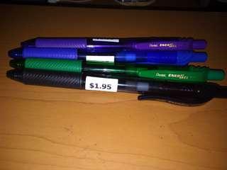 Pentel Energel pen