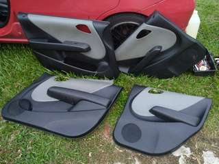 Honda Jazz GD Doortrim