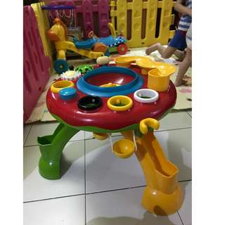 ELC activity table for toddler