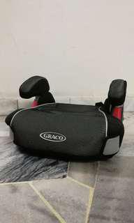 Graco carseat booster