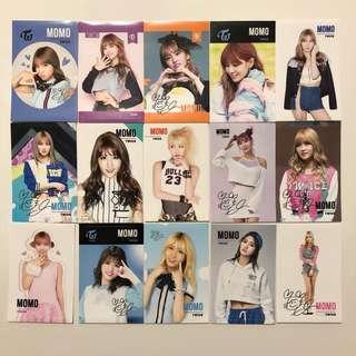 Twice Momo 韓國飯製貼紙 Made In Korea Sticker