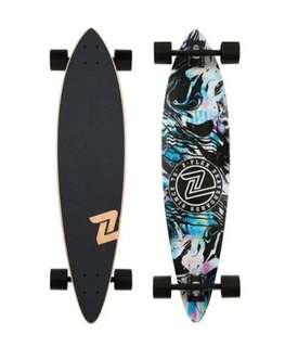Z-FLEX LONGBOARD ACID SWIRL edition