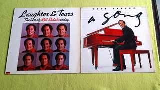 NEIL SEDAKA . the best of ● a song ( buy 1 get 1 free )  vinyl record