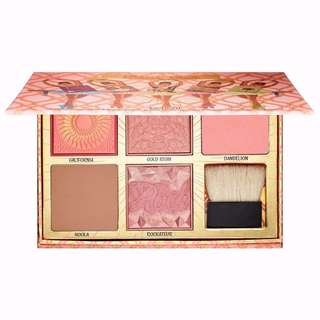 ✨ INSTOCK SALE: Benefit Cosmetics Blush Bar Cheek Palette