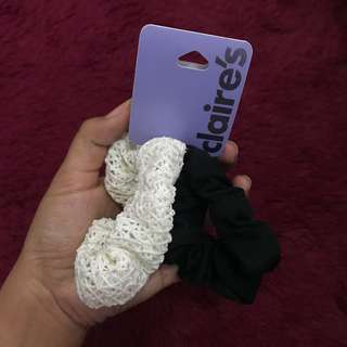 claire's hair tie iket rambut