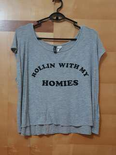 H&M Rollin With My Homies Top