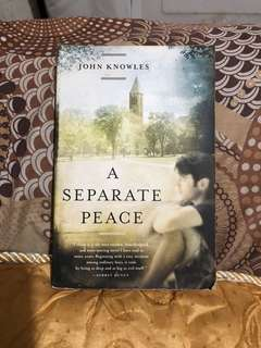 A Separate Peace (John Knowles)