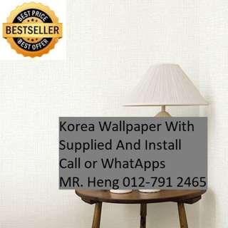 Kubang Semang Wallpaper Service Call Mr. Heng 012-7912465