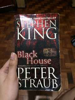 Black House Book by Stephen King