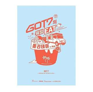[PO]GOT7 WORKING EAT HOLIDAY IN JEJU