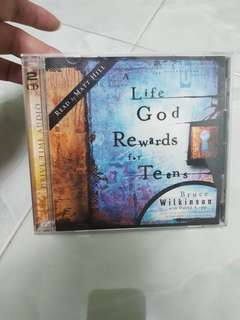 Life god rewards for teen CD by bruce wilkinson