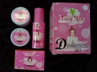 Fairy skin derma set