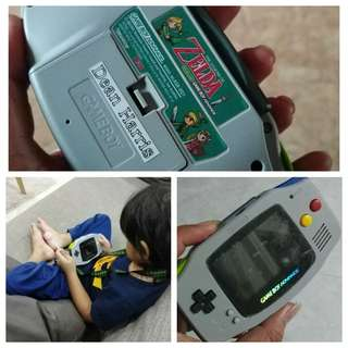 Want to buy Gameboy Advance Games WTB