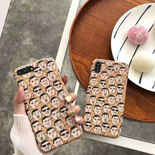 Fatty iPhone Case 7/7plus/8/8plus/X