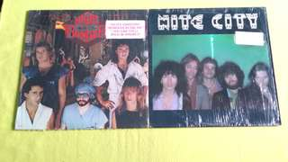 Pding NITE CITY ● NIGHT RANGER . midnight madness. ( buy 1 get 1 free )  vinyl record