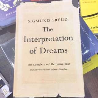 Interpretation of Dreams by Sigmund Freud