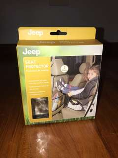 2-Pack Car Seat Protectors and Holders BNIB