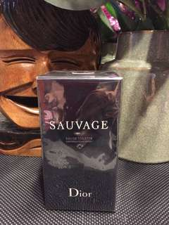 SAUVAGE DIOR MEN