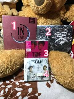 DBSK/TVXQ & JYJ Albums