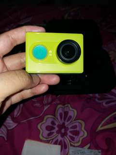 Xiaomi Yi Action Camera International Version Green
