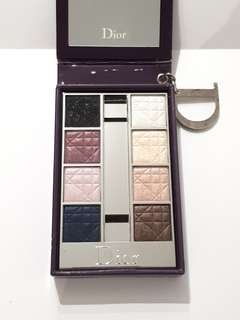 Dior Eyeshadow Travel Eye Palette collection