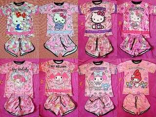 Kitty / Melody Set Wear