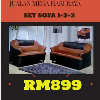 SOFA SEATER 1+2+3 OFFER!!!