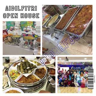 RAYA OPEN HOUSE CATERING