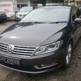 VW PASSAT CC 2011 SUPER CONDTION