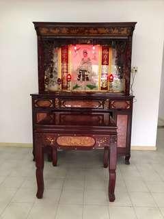 Buddhist Altar 神台