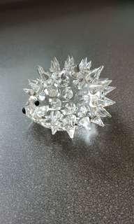 17 Swarovski Crystal - Large Hedgehog