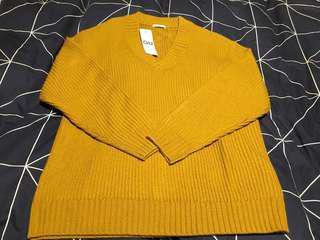 Unisex 100% Wool Jumper - BNWT